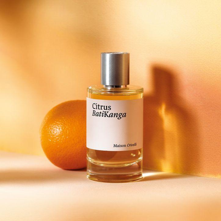 Maison Crivelli Citrus Batikanga 3 | kvapusis vanduo (EDP) | 100 ml | Crème de la Crème