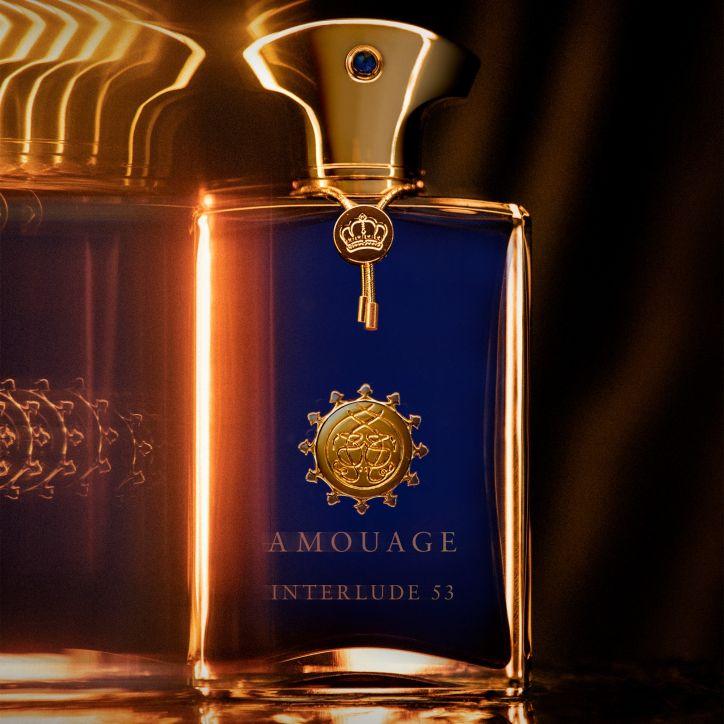 Amouage Interlude 53 Man 4 | kvepalų ekstraktas (Extrait) | 100 ml | Crème de la Crème