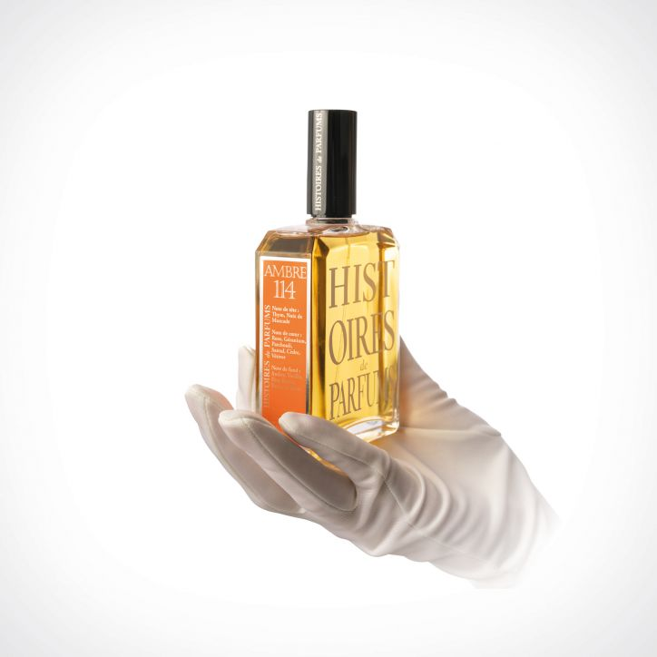 Histoires de Parfums Ambre 114 | kvapusis vanduo (EDP) | Crème de la Crème
