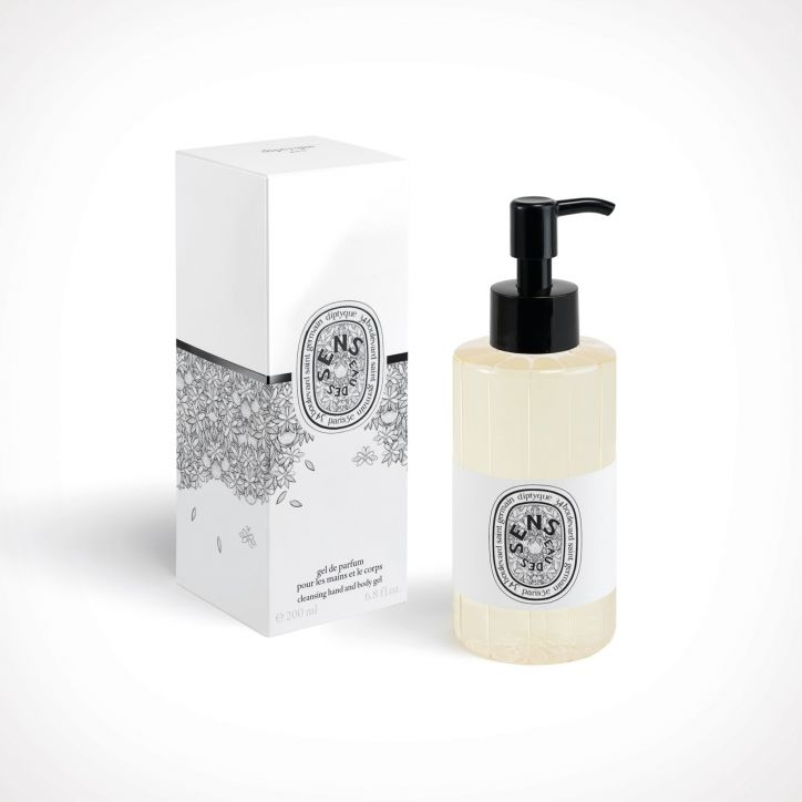diptyque Eau Des Sens Cleansing Hand And Body Gel 2 | kūno ir rankų prausiklis | 200 ml | Crème de la Crème