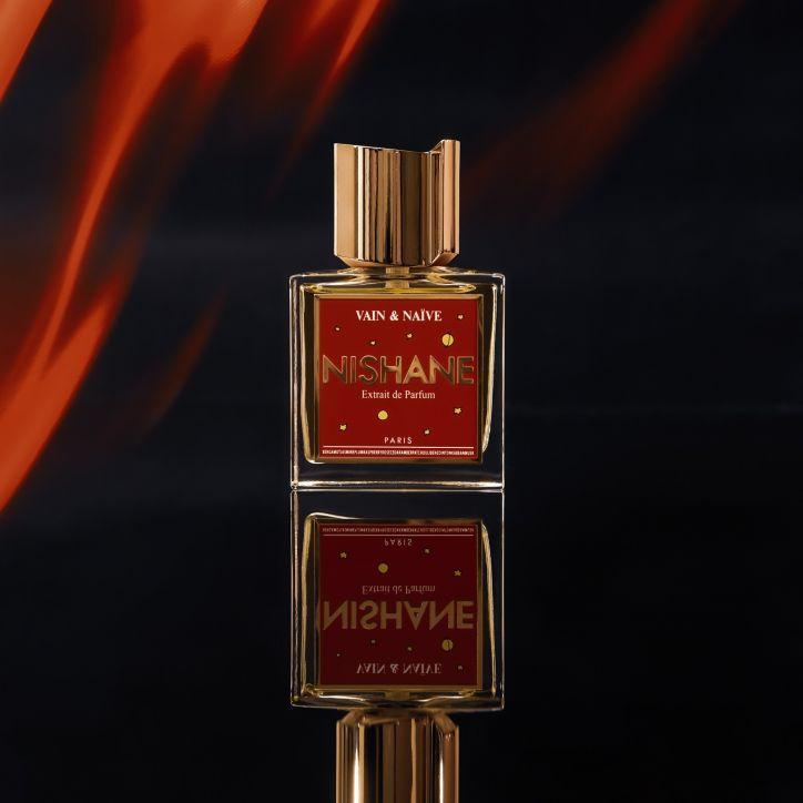 NISHANE Vain & Naïve 5 | kvepalų ekstraktas (Extrait) | 50 ml | Crème de la Crème