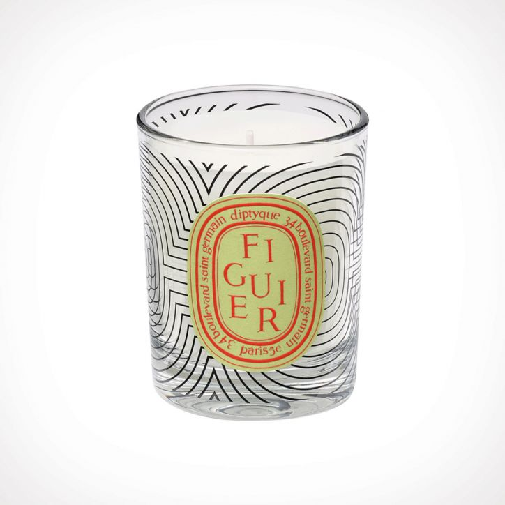 diptyque Figuier Scented Candle Limited Edition 1   Crème de la Crème