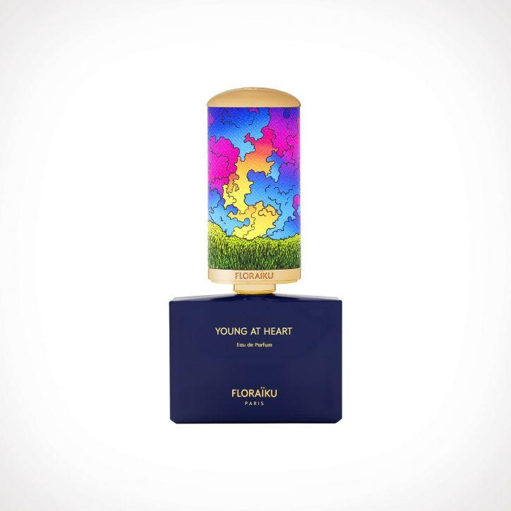 Floraïku Young at Heart 1 | kvapusis vanduo (EDP) | 50 ml + 10 ml | Crème de la Crème