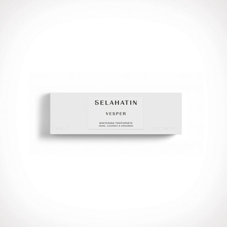 Selahatin Vesper Whitening Toothpaste 2 | dantų pasta | 65 ml | Crème de la Crème