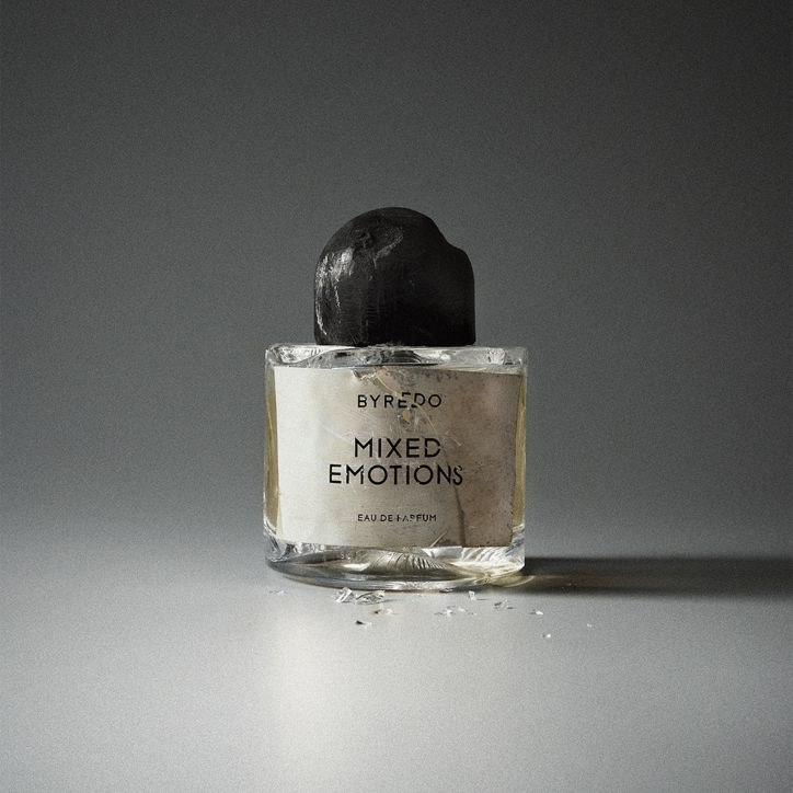 Byredo Mixed Emotions 3   kvapusis vanduo (EDP)   50 ml   Crème de la Crème