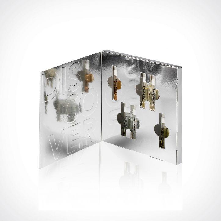 SALLE PRIVÉE Discovery Set 1 | dovanų rinkinys | 6 x 2 ml | Crème de la Crème