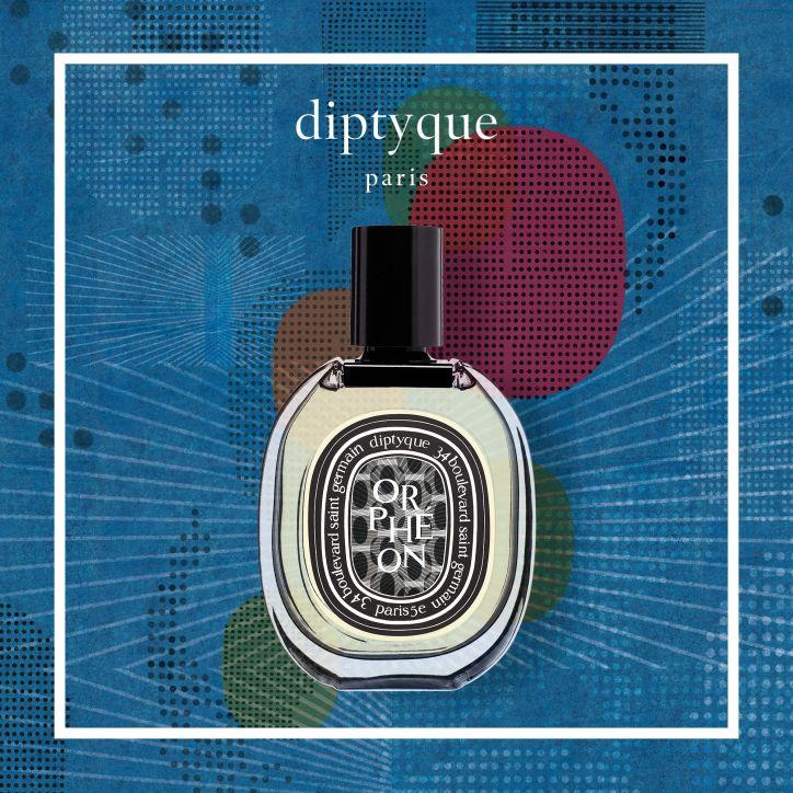 diptyque Orphéon 4 | kvapusis vanduo (EDP) | 75 ml | Crème de la Crème