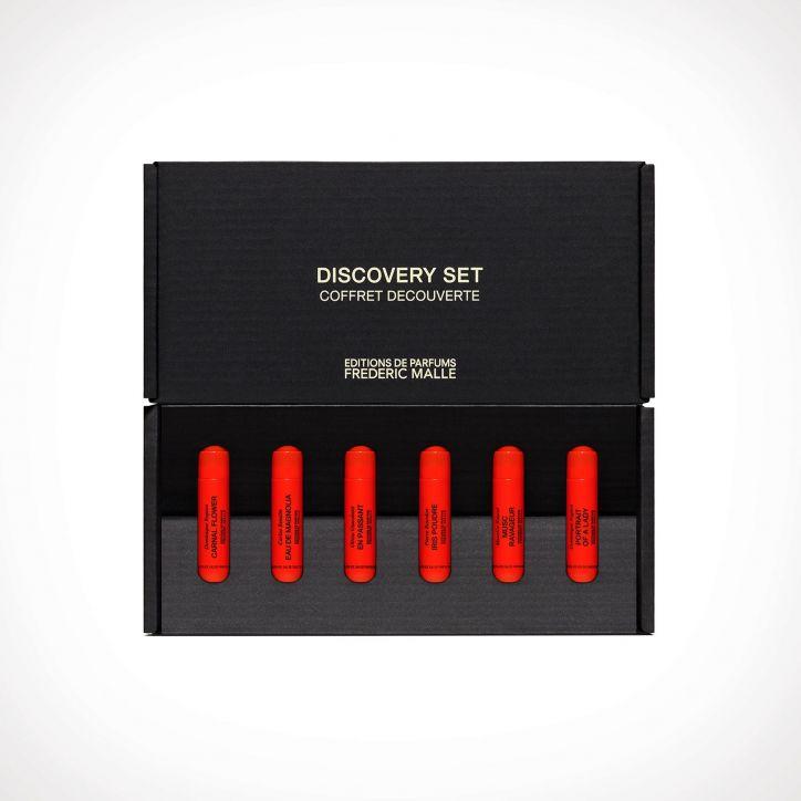 Editions de Parfums Frédéric Malle Discovery Set Women 1 | dovanų rinkinys | 6 x 1,2 ml | Crème de la Crème