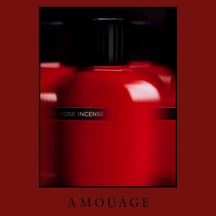 Amouage Rose Incense 4 | kvapusis vanduo (EDP) | 100 ml | Crème de la Crème