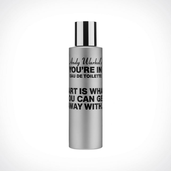 Comme des Garçons Andy Warhol's You're In 1 | tualetinis vanduo (EDT) | 100 ml | Crème de la Crème