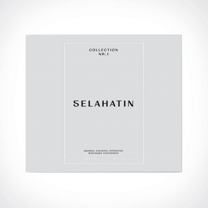 Selahatin Collection No.1 Set 1 | dantų pasta | 3 x 65 ml | Crème de la Crème
