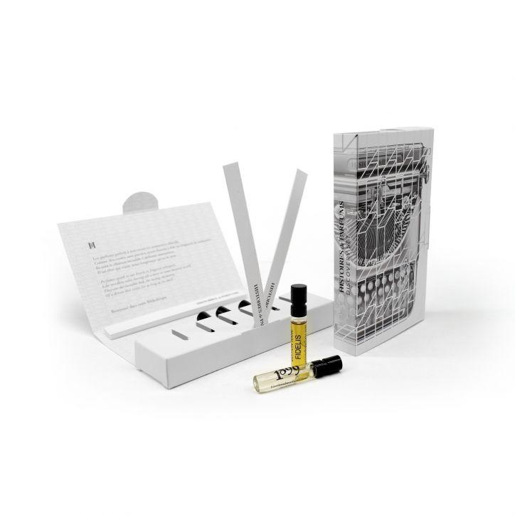 Histoires de Parfums Discovery Set 2 | dovanų rinkinys | 6 x 2 ml | Crème de la Crème