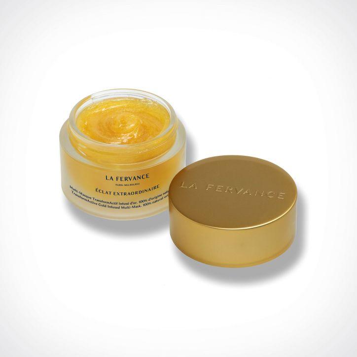 La Fervance Éclat Extraordinaire Multifunctional Facial Cream & Mask 2   veido kaukė   50 ml   Crème de la Crème
