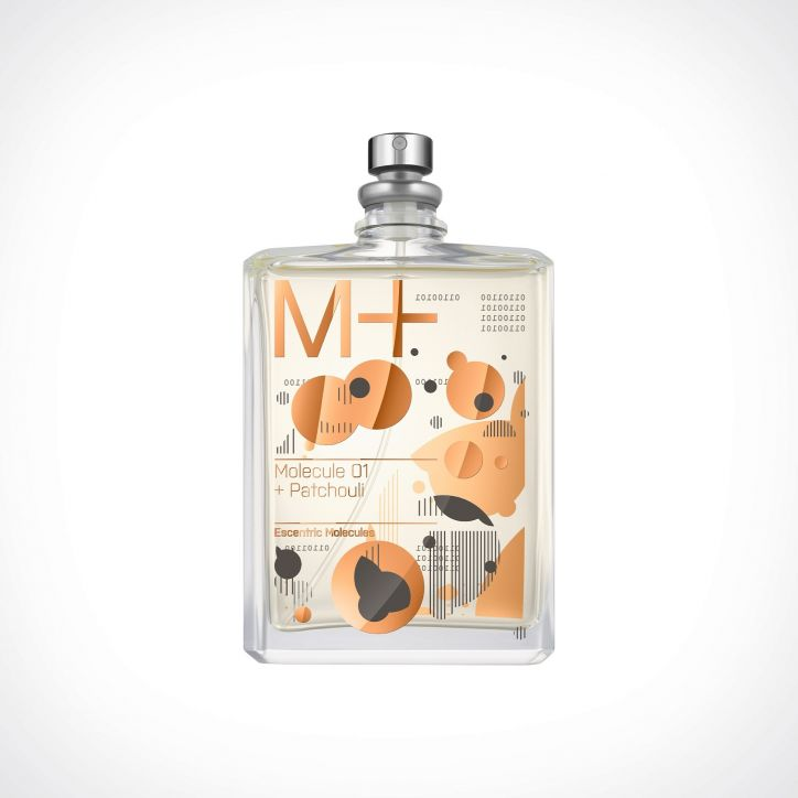 Escentric Molecules Molecule 01 + Patchouli 1 | tualetinis vanduo (EDT) | 100 ml | Crème de la Crème