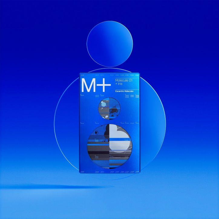 Escentric Molecules Molecule 01 + Iris 4 | tualetinis vanduo (EDT) | 100 ml | Crème de la Crème