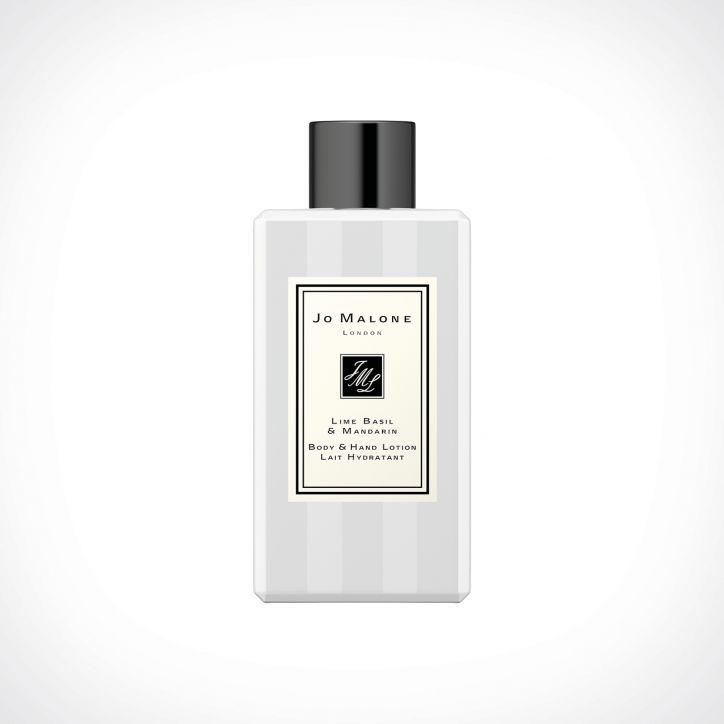 Jo Malone London Lime Basil & Mandarin Body & Hand Lotion 1 | kūno ir rankų losjonas | 250 ml | Crème de la Crème