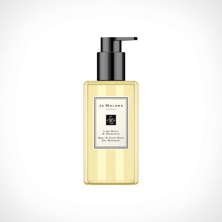Jo Malone London Lime Basil & Mandarin Body & Hand Wash | kūno ir rankų prausiklis | 250 ml | Crème de la Crème
