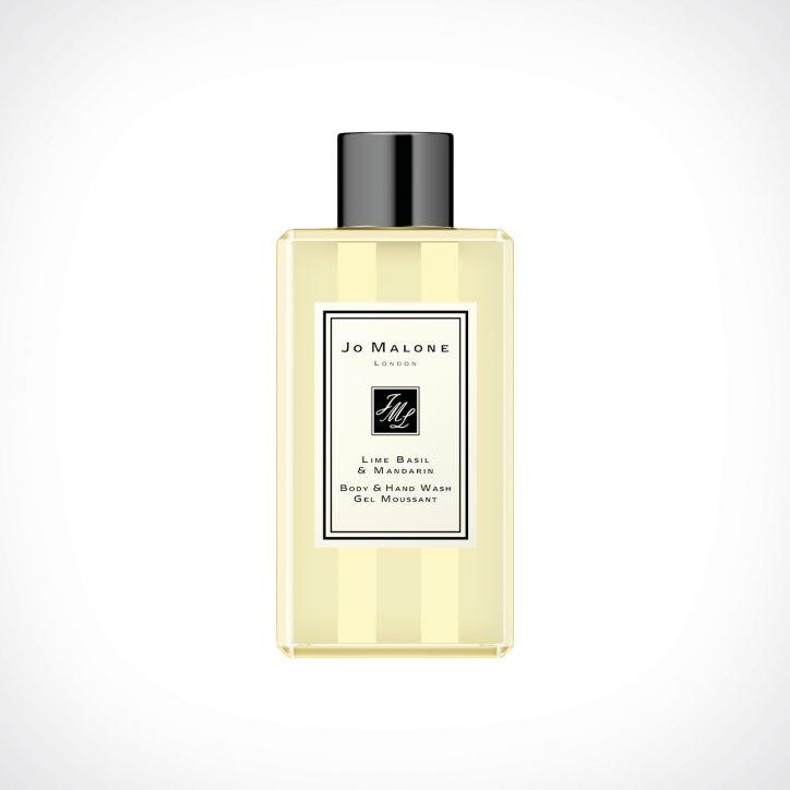 Jo Malone London Lime Basil & Mandarin Body and Hand Wash | kūno ir rankų prausiklis | 100 ml | Crème de la Crème