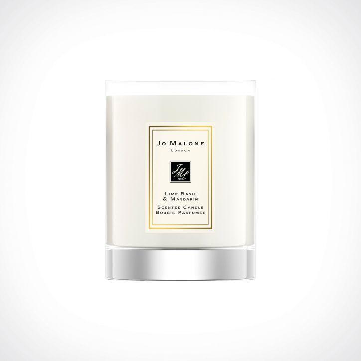 Jo Malone London Lime Basil & Mandarin Travel Candle | kvapioji žvakė | 60 g | Crème de la Crème