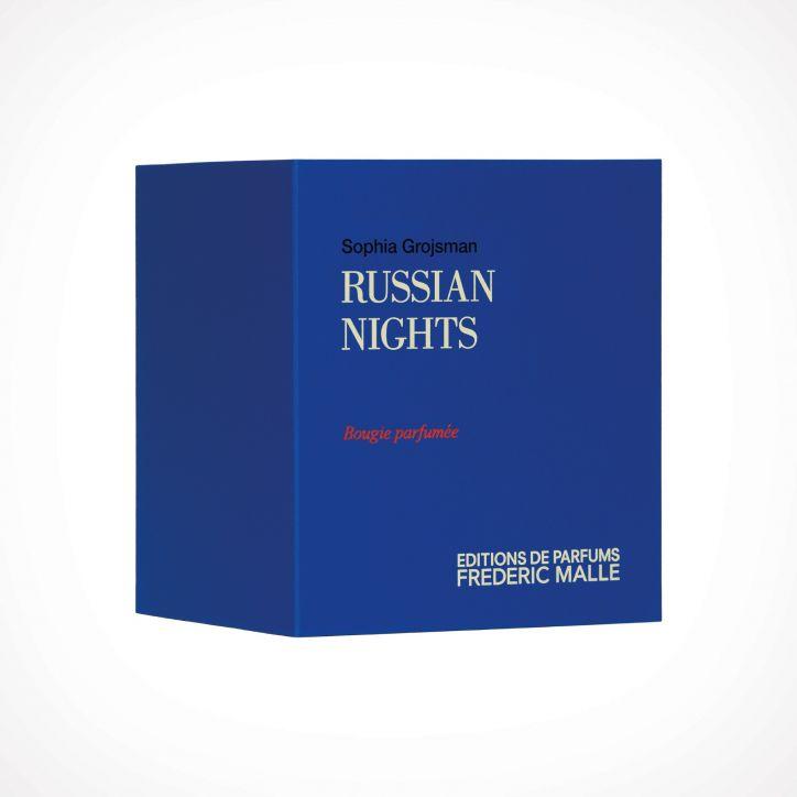 Editions de Parfums Frédéric Malle Russian Nights Scented Candle 2   220 g   Crème de la Crème
