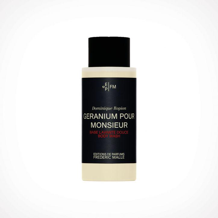 Editions de Parfums Frédéric Malle Geranium Pour Monsieur Body Wash   kūno prausiklis   200 ml   Crème de la Crème