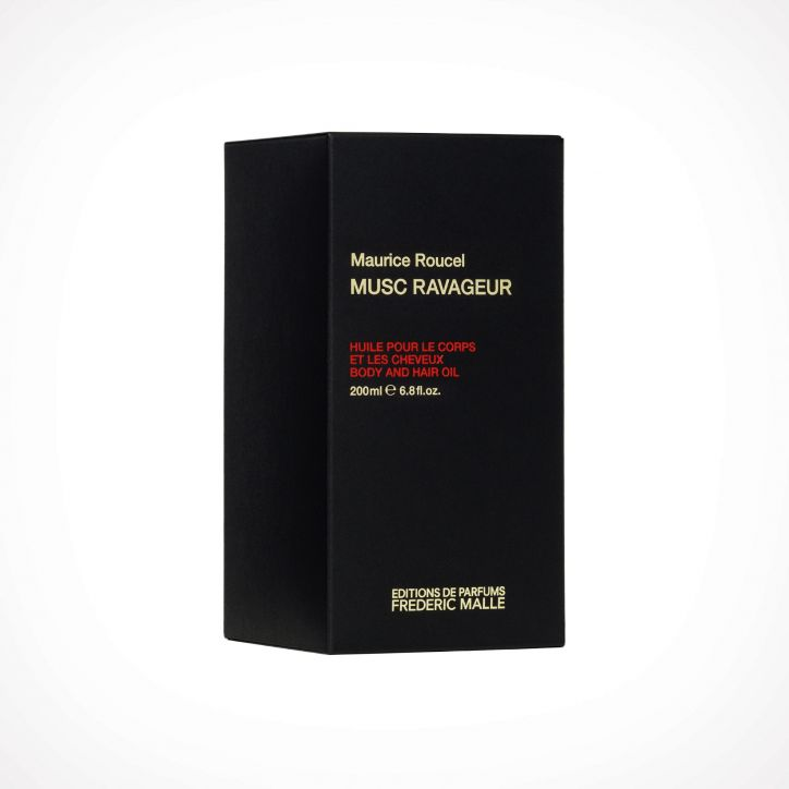 Editions de Parfums Frédéric Malle Musc Ravageur Body & Hair Oil 3 | kūno ir plaukų aliejus | 200 ml | Crème de la Crème