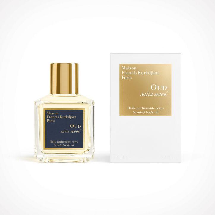 Maison Francis Kurkdjian Oud Satin Mood Scented Body Oil 2 | kūno aliejus | 70 ml | Crème de la Crème
