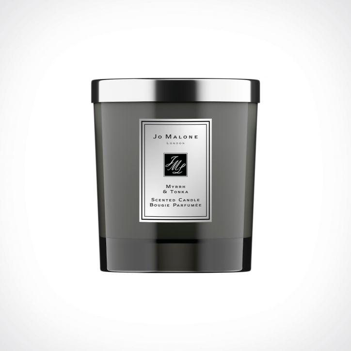 Jo Malone London Myrrh & Tonka Home Scented Candle Intense 1 | kvapioji žvakė | 200 g | Crème de la Crème
