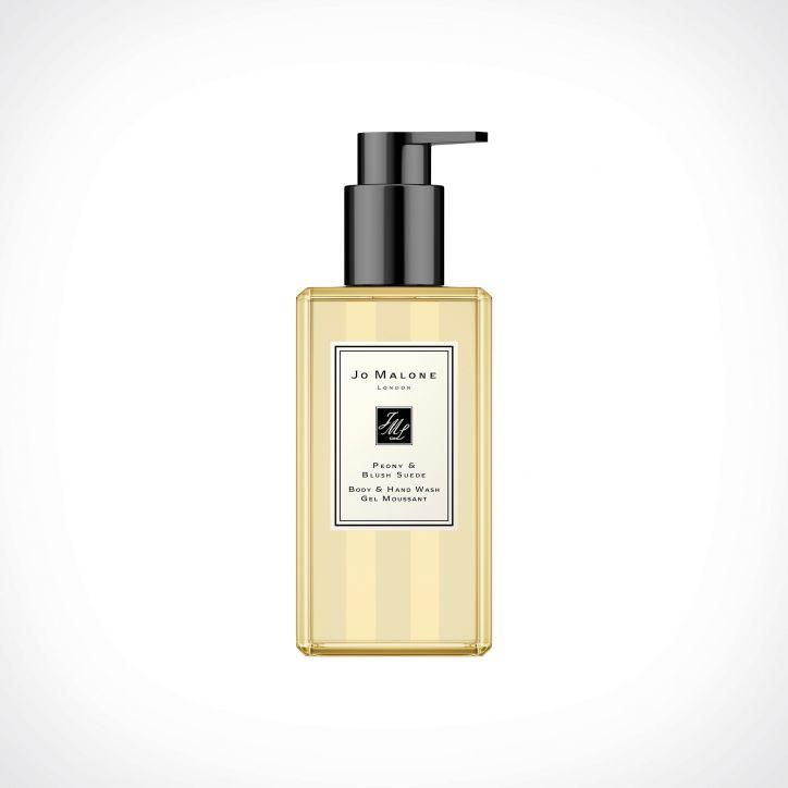 Jo Malone London Peony & Blush Suede Body & Hand Wash | kūno ir rankų prausiklis | 250 ml | Crème de la Crème