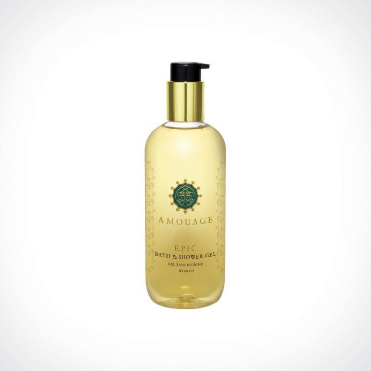 Amouage Epic Woman Shower Gel | dušo želė | 300 ml | Crème de la Crème
