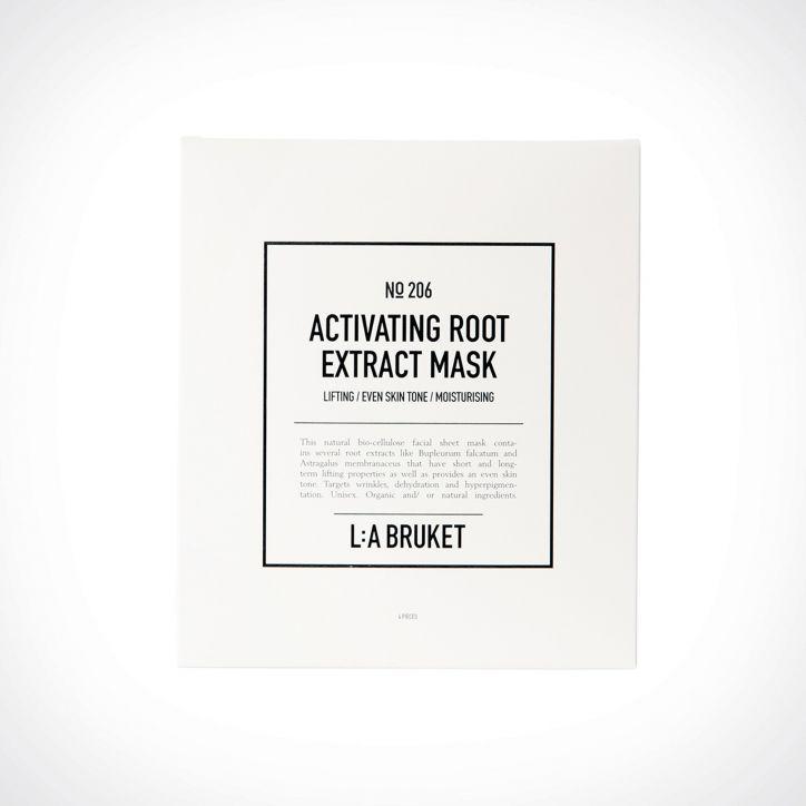 L:a Bruket 206 Activating Root Extract Mask 1   Crème de la Crème