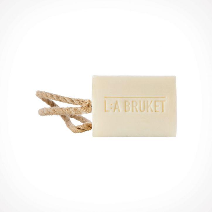 L:a Bruket 009 Lemongrass Rope Soap 1   muilas   240 g   Crème de la Crème