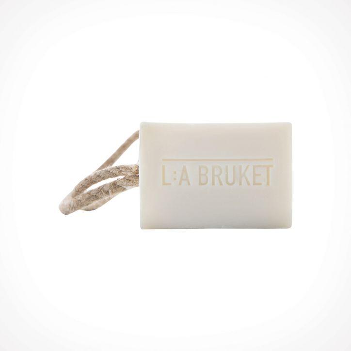 L:a Bruket 083 Sage/Rosemary/Lavender Rope Soap 1 | muilas | 240 g | Crème de la Crème
