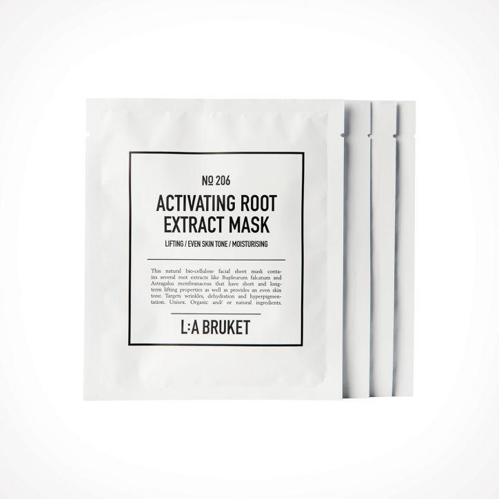 L:a Bruket 206 Activating Root Extract Mask 2   Crème de la Crème