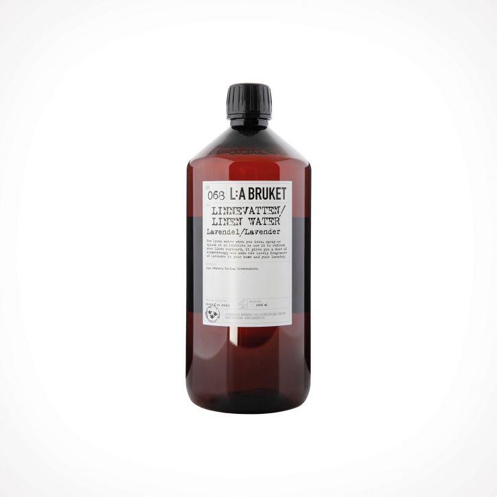 L:a Bruket 068 Lavender Linen Water | skystis audiniams | 1000 ml | Crème de la Crème