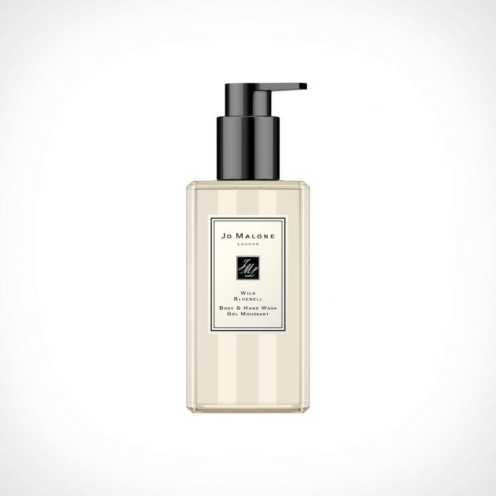 Jo Malone London Wild Bluebell Body & Hand Wash | kūno ir rankų prausiklis | 250 ml | Crème de la Crème