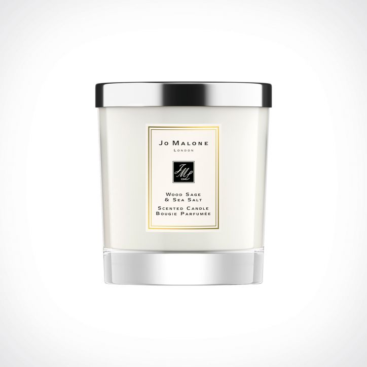 Jo Malone London Wood Sage & Sea Salt Home Candle | kvapioji žvakė | 200 g | Crème de la Crème