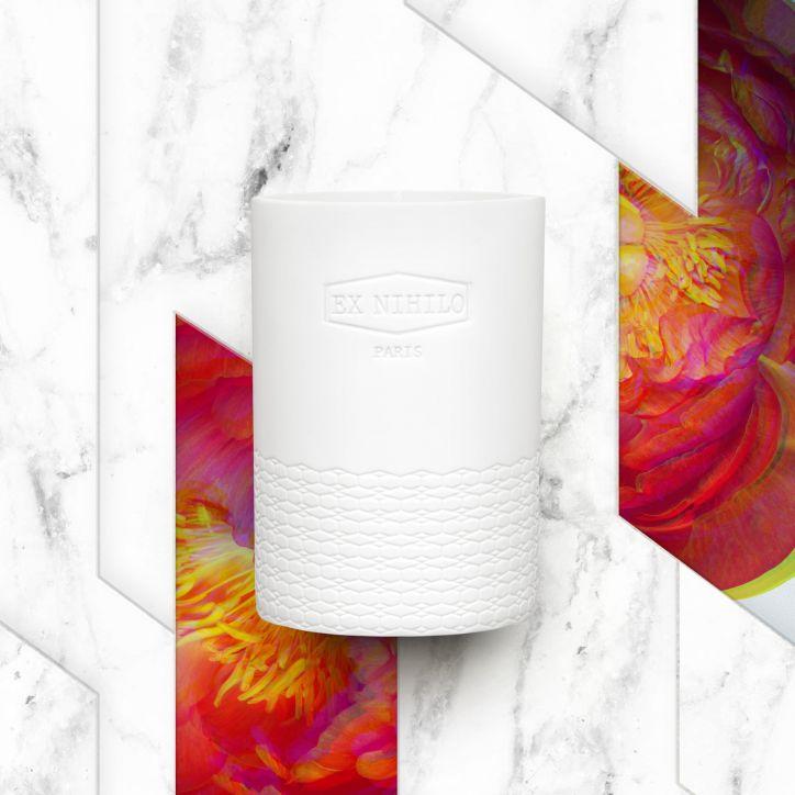 EX NIHILO PARIS Fleur Narcotique Scented Candle 4   300 g   Crème de la Crème