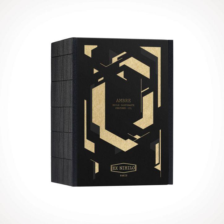 EX NIHILO PARIS Ambre Perfume Oil 2 | aliejiniai kvepalai | 15 ml | Crème de la Crème
