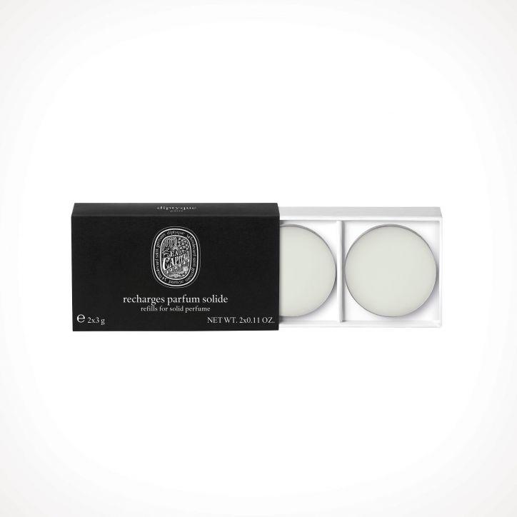 diptyque Eau Capitale Solid Perfume Refill 2 | kietieji kvepalai | 2 x 3 g | Crème de la Crème