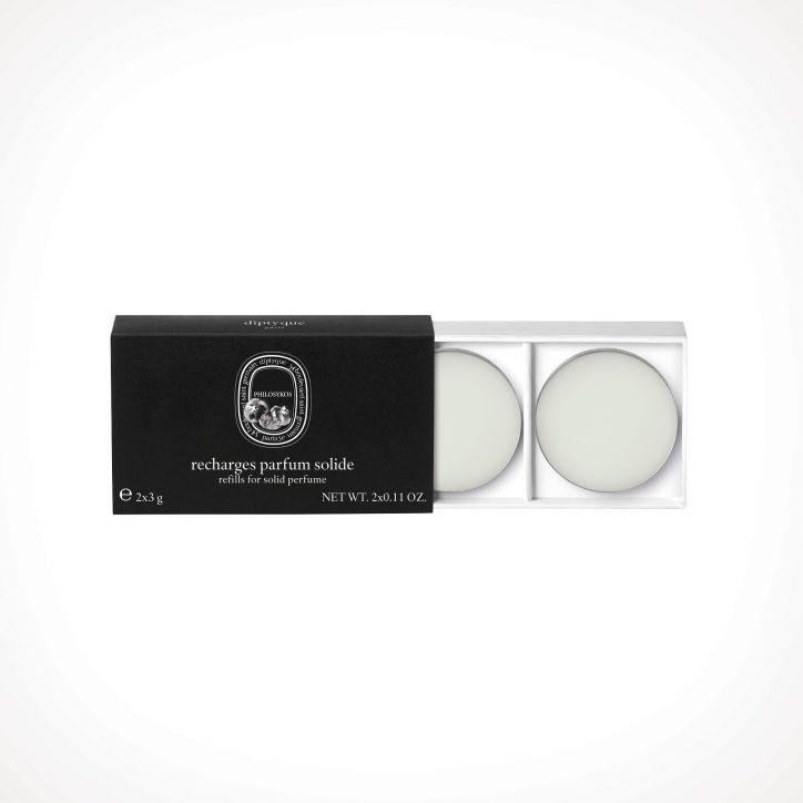 diptyque Philosykos Solid Perfume Refill 2 | kietieji kvepalai | 2 x 3 g | Crème de la Crème