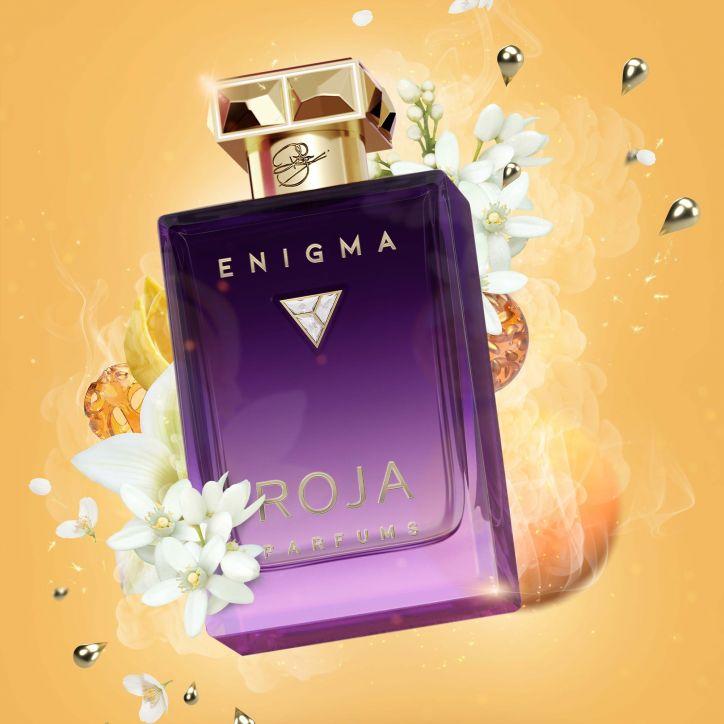 Roja Parfums Enigma Pour Femme Essence De Parfum 3 | kvapusis vanduo (EDP) | 100 ml | Crème de la Crème