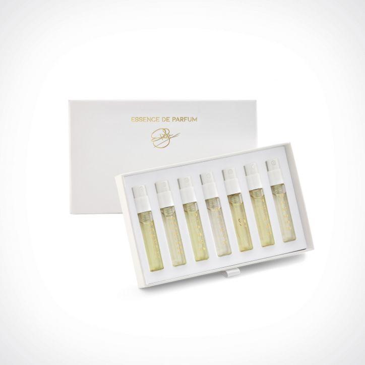 Roja Parfums Essence De Parfum Discovery Set | dovanų rinkinys | 7 x 2 ml | Crème de la Crème