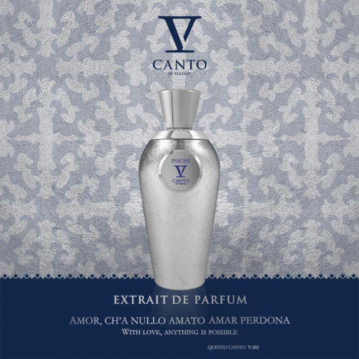 V Canto Psiche 2   kvepalų ekstraktas (Extrait)   100 ml   Crème de la Crème