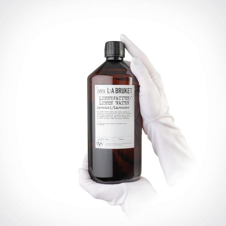 L:a Bruket Lavender Linen Water | skystis audiniams | 1000 ml | Crème de la Crème