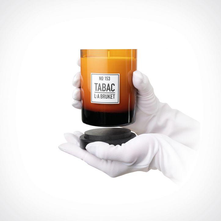 L:a Bruket 153 Tabac Scented Candle | kvapioji žvakė | 260 g | Crème de la Crème