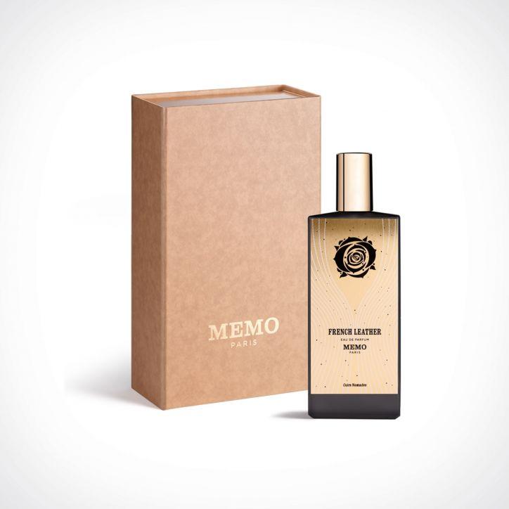 Memo Paris French Leather 2 | kvapusis vanduo (EDP) | 75 ml | Crème de la Crème