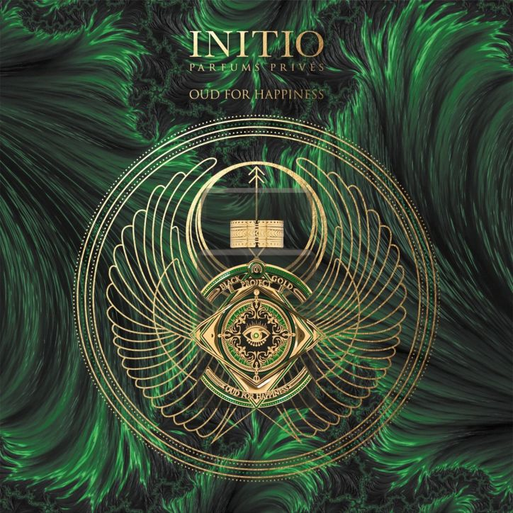 Initio Parfums Privés Oud For Happiness 4 | kvapusis vanduo (EDP) | 90 ml | Crème de la Crème