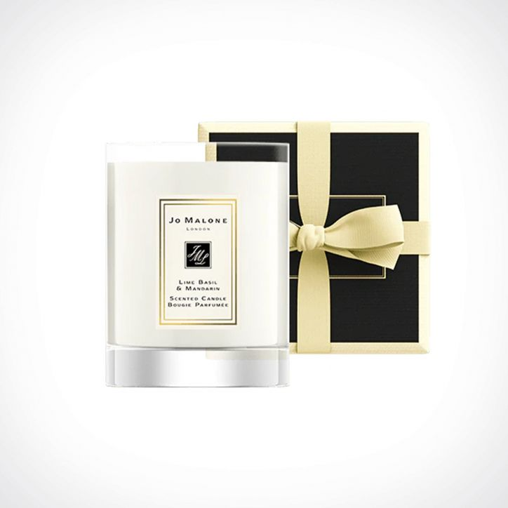 Jo Malone London Lime Basil & Mandarin Travel Scented Candle 2 | kvapioji žvakė | 60 g | Crème de la Crème