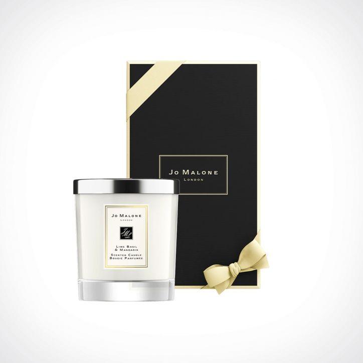 Jo Malone London Lime Basil & Mandarin Home Scented Candle 2 | kvapioji žvakė | 200 g | Crème de la Crème